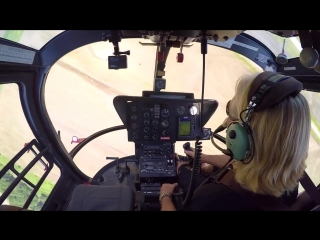 Chuck Aaron - Bo-105 CB Red Bull Helicopter Aerobatics