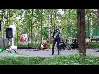 6. Скрипачка Инесса Виноградова - Despacito