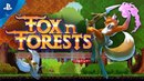 FOX n FORESTS – Launch Trailer PS4