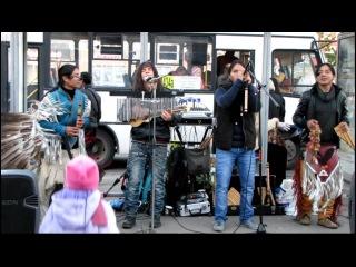 """Pakarina """"Movimiento indigena"""" 03.10.2013"""