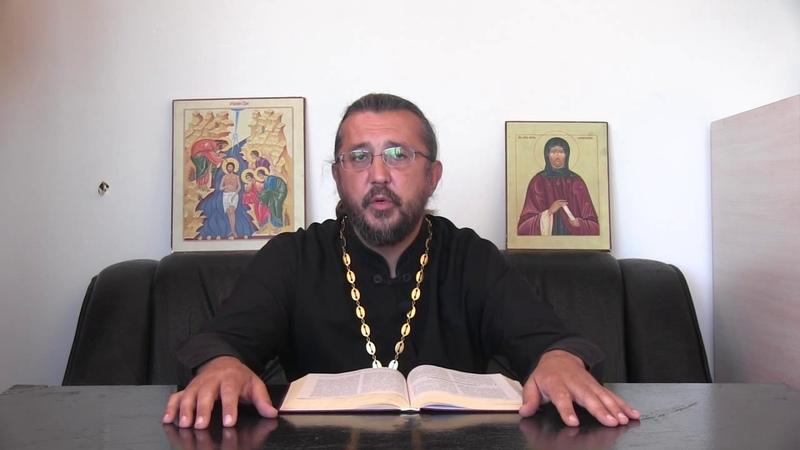 Как надо приветствовать друг друга в храме. Священник Игорь Сильченков