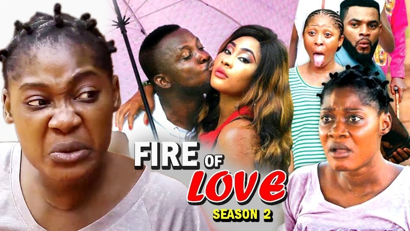 FIRE OF LOVE SEASON 2 - Mercy Johnson 2019 Latest Nigerian Nollywood Movie Full HD
