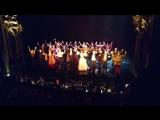The Phantom Of The Opera curtain call