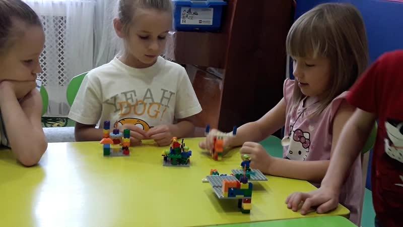 Лего-сказка Снежная королева