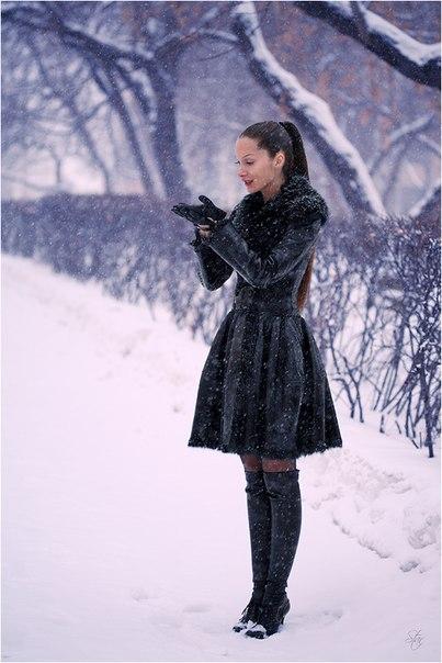 снег идет снег идет снег по свету бродит