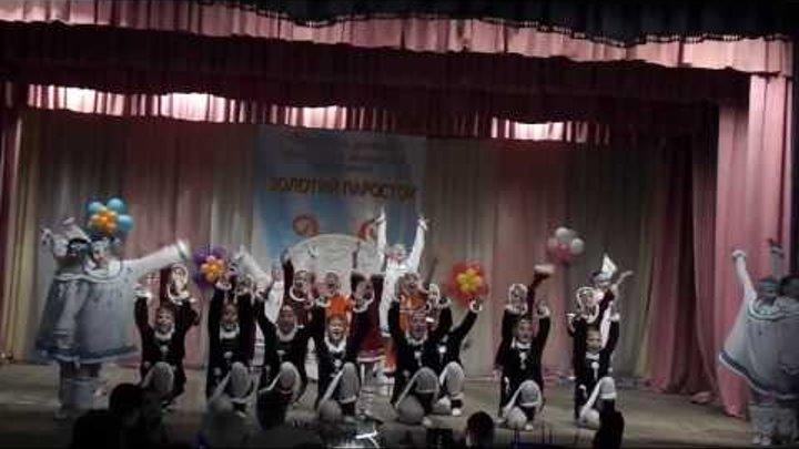 Корякский танец Воскресенск 08.04.17