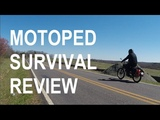 MOTOPED SURVIVAL Review (The Perfect Bug Out Vehicle)