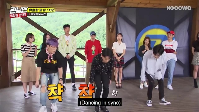 Seung Ri and iKON Decide to Perform Killing Me [Running Man Ep 416]