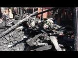 Пожар на улице Станционной: рассказ местных жителей