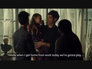 Malec babysitting. Need we say more - - The final episodes of @ShadowhuntersTV begin Monda