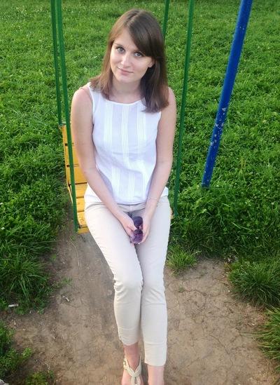 Анна Русанова, 18 мая , Москва, id3647817