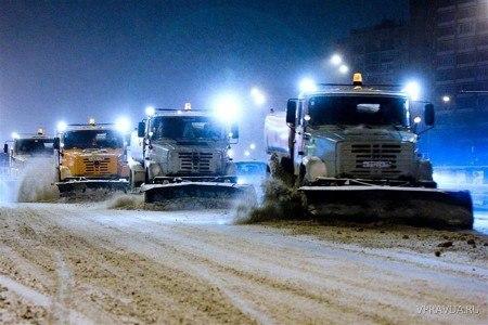 Донские власти посчитали Ростов неготовым к снегопаду