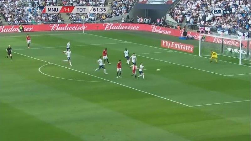 Manchester United vs Tottenham Hotspur 2 1 All Goals Highlights FA Cup Semi Final 21 04 2018 HD