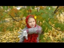 Агафонова Дарья, Сургут, Голубое небо, яркие цветы