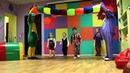 Кузнечик и компания в детском клубе ПАТИ-БУМ, Киев
