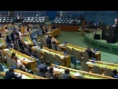 Курьезы Генассамблеи: дипломатия как детский сад, вмешательство в выборы и день рождения Порошенко