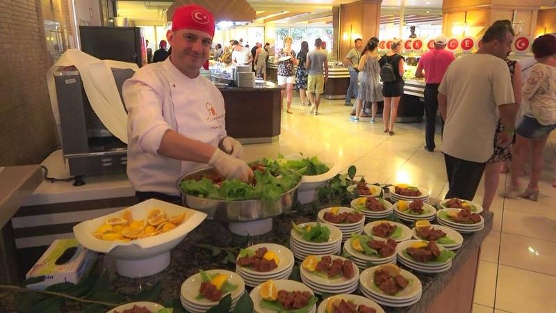Restaurant Porto Bello Hotel Antalya Türkiye HD