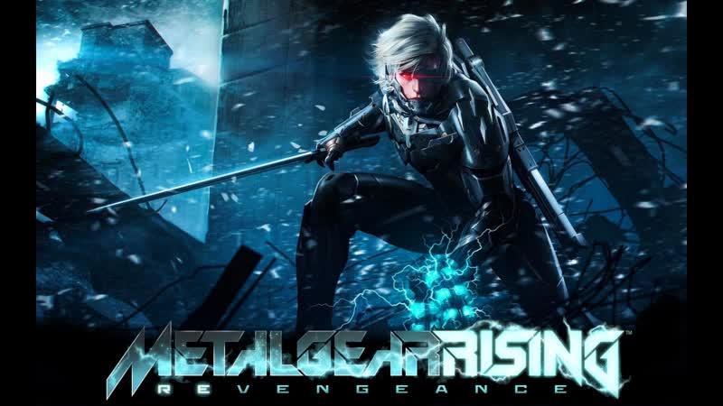 Фрагмент видео о Metal Gear Rising