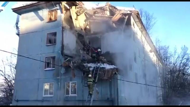 Взрыв в Мурманске: есть пострадавшие и жертвы