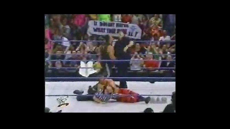 Chris Benoit vs Eddie Guerrero