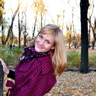 Юлия Кокдаш, 10 ноября 1989, Санкт-Петербург, id56681295