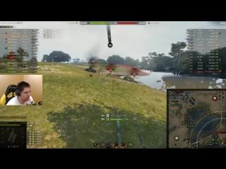 [LeBwa   World of Tanks] БОНЫ, ОПЫТ И ЛБЗ НА 260 - ФАРМ В РАНДОМЕ