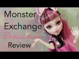 REVIEW: Monster Exchange Draculaura!