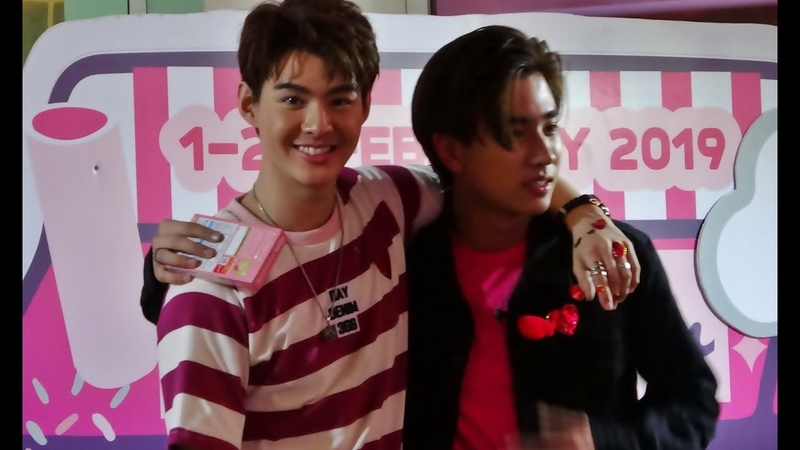 2019-02-14 | PerthSaint - Milky Lover @ Centerpoint Siam Square