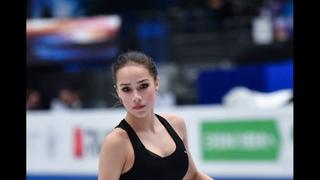 Alina Zagitova World Champs 2019 FS Practice MR
