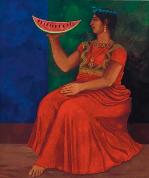 Имя мексиканской художницы Ольги Коста (1913 - 1993