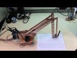 Робот - рука на Arduino uno своими руками