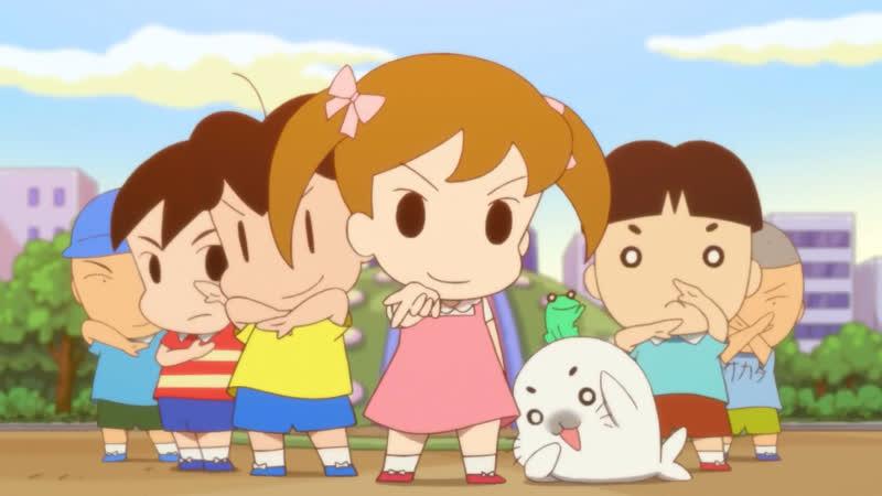[MedusaSub] Shounen Ashibe 3: Go! Go! Goma-chan! | Мальчик Асибэ 3: Вперёд, вперёд, Гома-чан! – 25 серия – русские субтитры