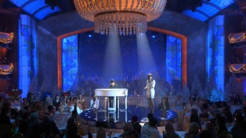 Toni Braxton Un'break my heart(live 2010)