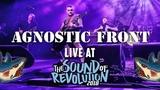 AGNOSTIC FRONT @ The Sound Of Revolution 2018 (partial set)