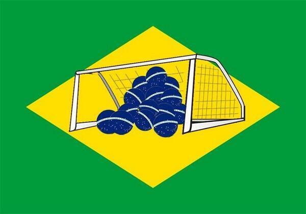 Капут, Бразилия!