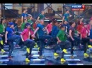 победители конкурса большие танцы.команда казани Танец 1. Финал 27 апреля