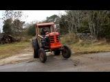 Turbo Crazy Tractor/Сумашедший гоночный трактор