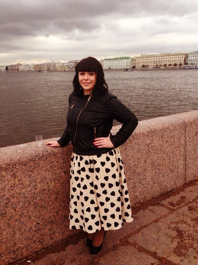 Юлия Передерий, 25 февраля , Псков, id579055