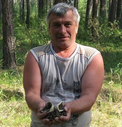 Александр Петрухин, 1 марта 1958, Новосибирск, id202348034