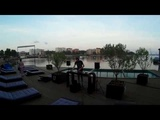 Live set DJ Altro from lounge Terrace