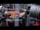 Road To The 2017 Arnold Classic - Dallas McCarver - Ep.1