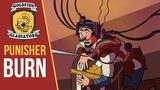 Goldfish Gladiators Punisher Burn (Standard, Arena)