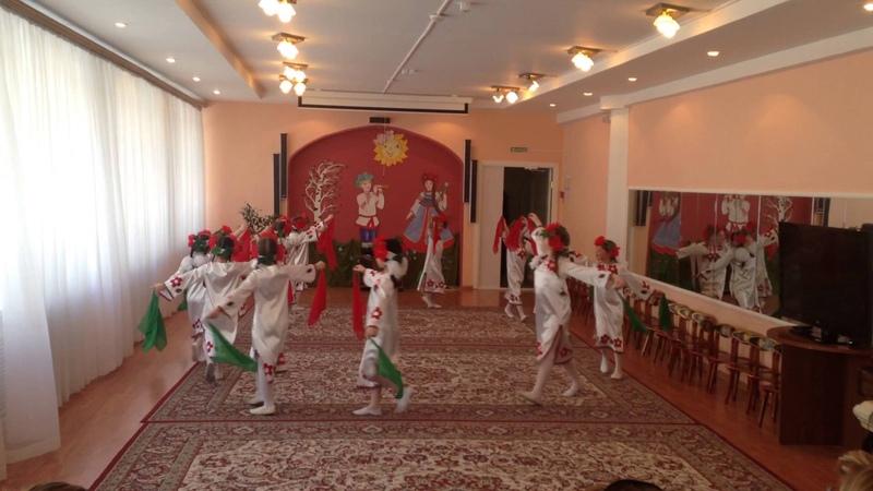 Танец Заинька