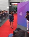 FANCAM 180613 Ailee @ The Call Final Recording Red Carpet