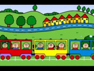 Teddy's Train  ����� �� ���������� ��� �����