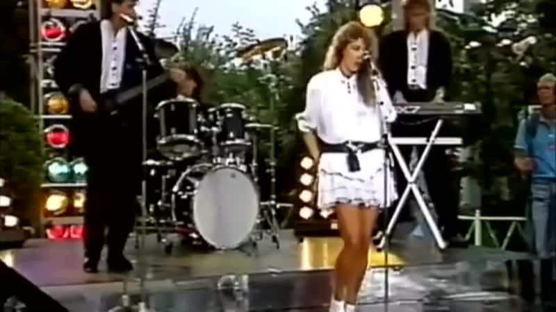 Sandra - Heaven Can Wait (Live At The Show Sommer - Hitparade, Channel ZDF 1988)