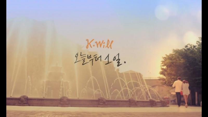 [Doranime] K.will(케이윌) - Первый день (오늘부터 1일)