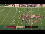 Arizona Cardinals @ San Francisco 49ers - Game in 40_720p