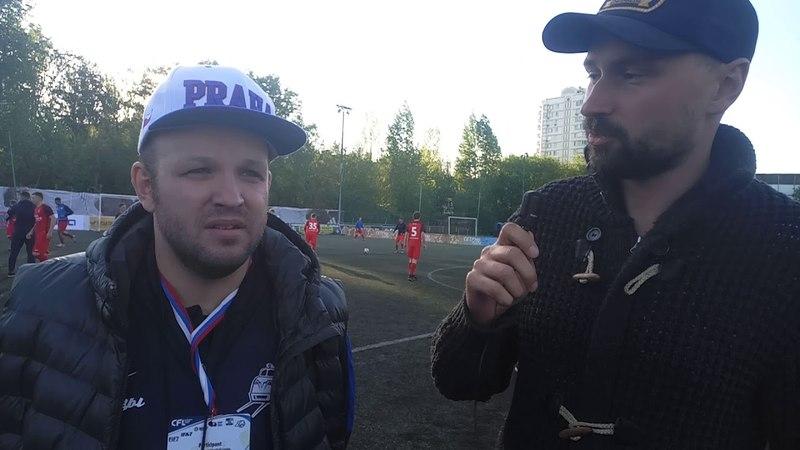 CFL 2018 | Сергей Воронков (Путейцы - Дуслар-Коньково)