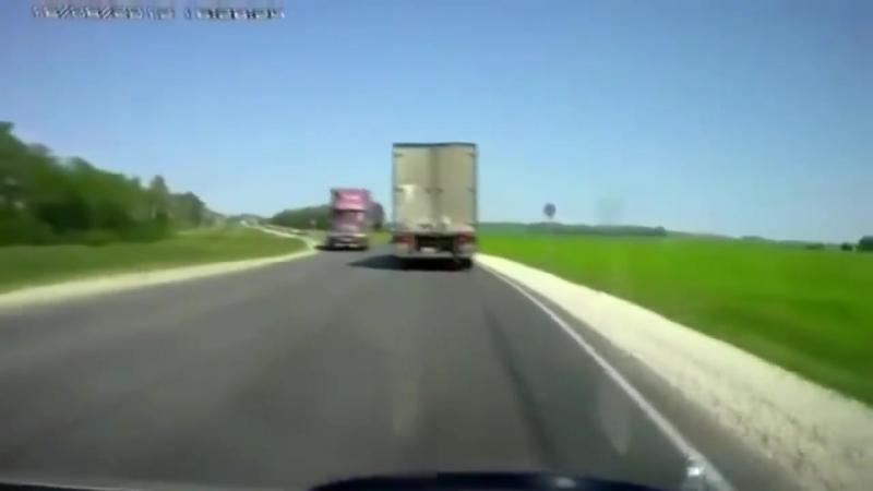 Хорошая реакция водителей.